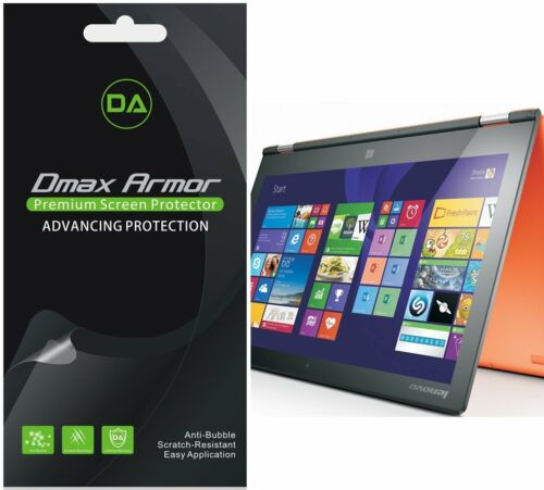 """3-Pack Dmax Armor HD Clear Screen Protector for Lenovo Yoga 2 11.6/"""""""