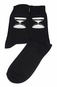 Kleidung & Accessoires Kenntnisreich Sand Timer Socks Great Novelty Gift Schnelle WäRmeableitung Herrenmode