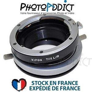 KIPON-LR-M4-3-T-Bague-d-039-adaptation-a-basculement-de-Leica-R-vers-Micro-4-3