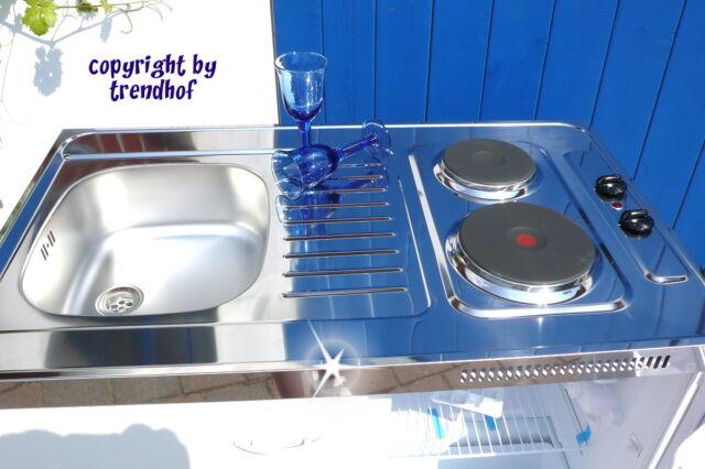 Miniküche Mit Kühlschrank Kaufen : Singleküche mit glasoberschrank kühlschrank herd günstig kaufen ebay