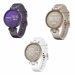 Garmin Lily Sport Smartwatch Touchdisplay Pulsmessung Body Battery Stresslevel