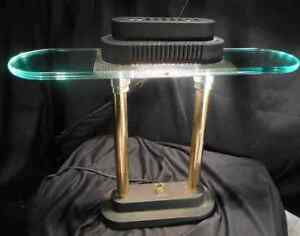 Vintage Banker's Desk Lamp Modern Mid Century Style With ...
