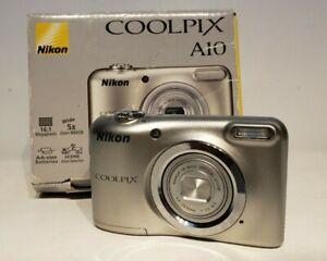 Nikon Coolpix A10 16.1MP Camera
