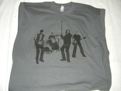 U2 2006 VERTIGO GRAY TOUR T-SHIRT// MEN/'S LARGE