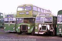 Crosville 240FFM, D514 & S679 Chester 09/11/75 Bus Photo