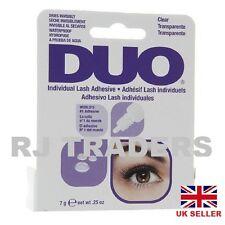 DUO Individual False Eyelash Glue Adhesive Clear Tone 7g **OFFER**