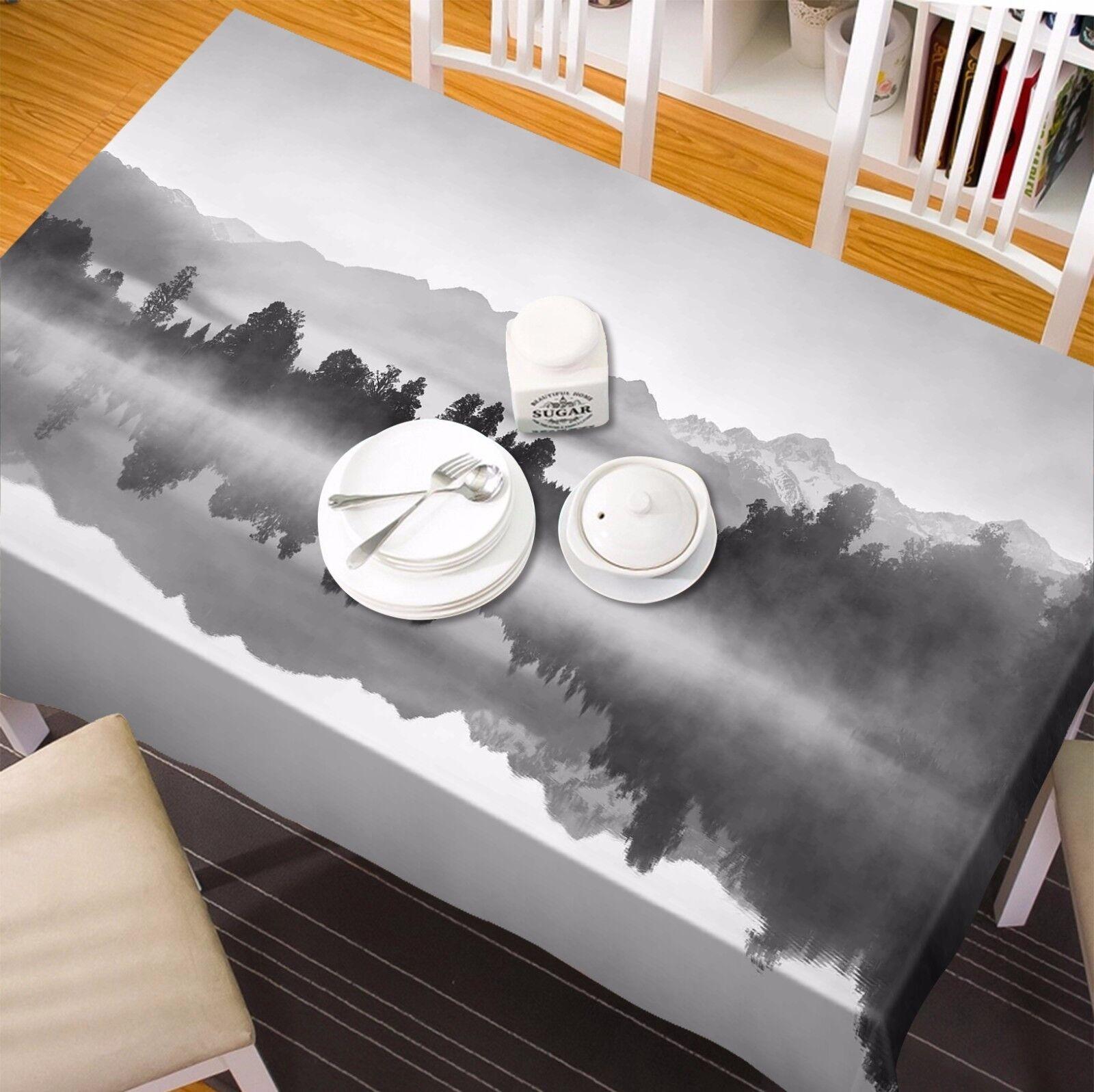 3D dessin 4 Nappe Table Cover Cloth fête d'anniversaire AJ papier peint Royaume-Uni Citron