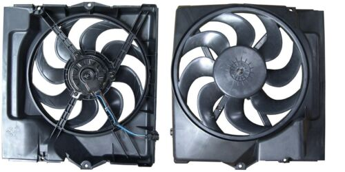 For BMW E36 318i 325i 328is M3 A//C Condenser Fan Assembly APDI 6013101