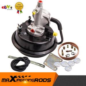 VH44-Remote-Brake-Booster-amp-Bracket-Mounting-Kit-for-4-wheel-Drum-Brake-Models