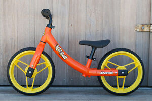 "Lets Roll Kids Balance Bike 12"" - Orange"