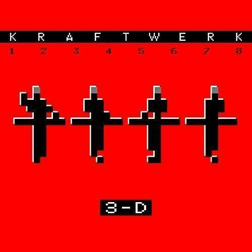 3-D The Catalogue von Kraftwerk (2017)  ltd. 8 CD Box.... neuwertig...