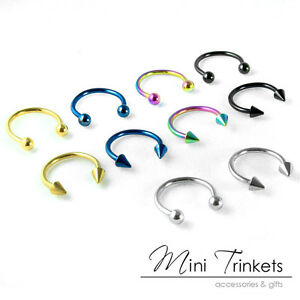 CURVED-CIRCULAR-SPIKE-BARBELL-HORSESHOE-LIP-EAR-BROW-RING-316L-SURGICAL-STEEL