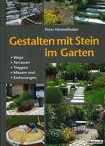Details zu Wirkung und Verarbeitung von Stein: Garten gestalten  selbermachen! Treppen, Wege