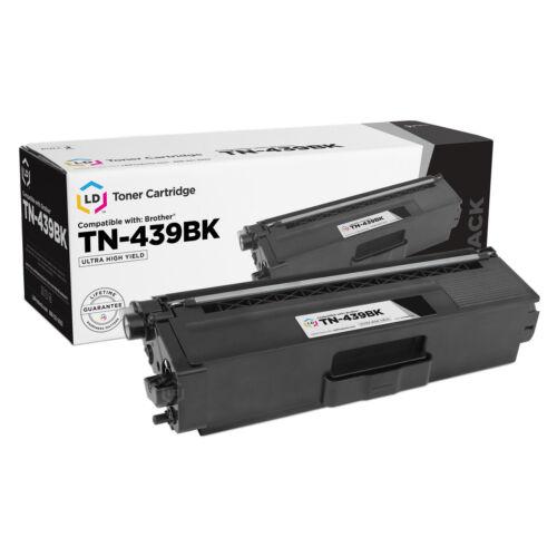 TN439BK Ultra High Yield Black Toner Cartridge LD Compatible Brother TN439