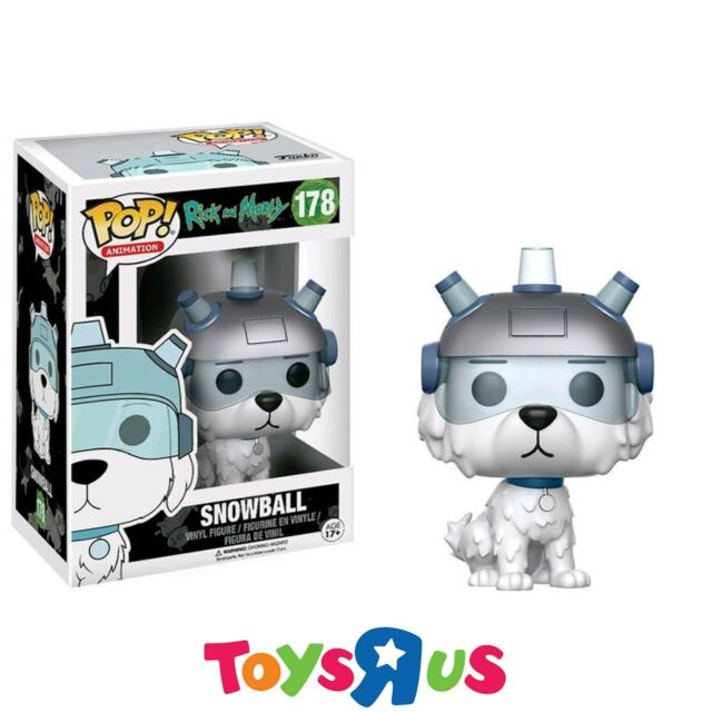 Funko Rick & Morty - Snowball Pop! Vinyl Figure