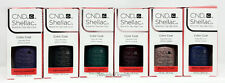 CND Gel Polish .25oz-All 6 shades from STARSTRUCK Collection-Shellac 91257-61,63