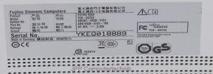 1-GB-Thin-Client-Futro-S500-TCS-D2703-FUJITSU-SIEMENS-COMPUTERS-S26361-K528-V101