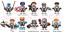 MARVEL-AVENGERS-4-END-GAME-LEGO-MOC-CUSTOM-MINIFIGURES-BRICKS-BLOCKS-STAN-LEE thumbnail 14