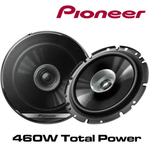 Vw Lupo 1998-2005 Pioneer 17cm Dual-cone Altavoces Coaxiales fuente de alimentación puerta oradores