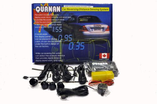 Estacionamiento de marcha atrás sensores zumbador Alarma Kit Para Nissan Navara Toyota Hilux L200