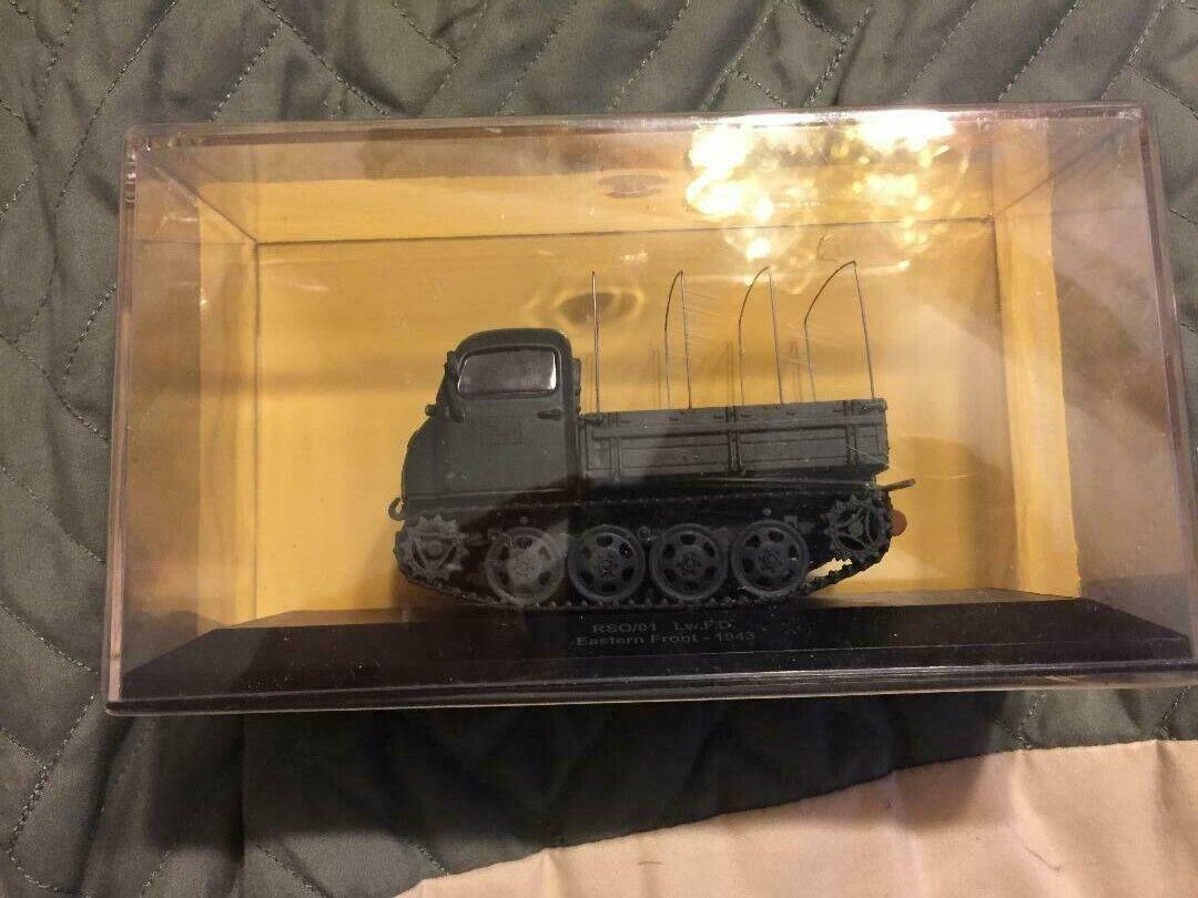 RSO 01 LwF.D. Eastern Front -1943 Eaglemoss Diecast