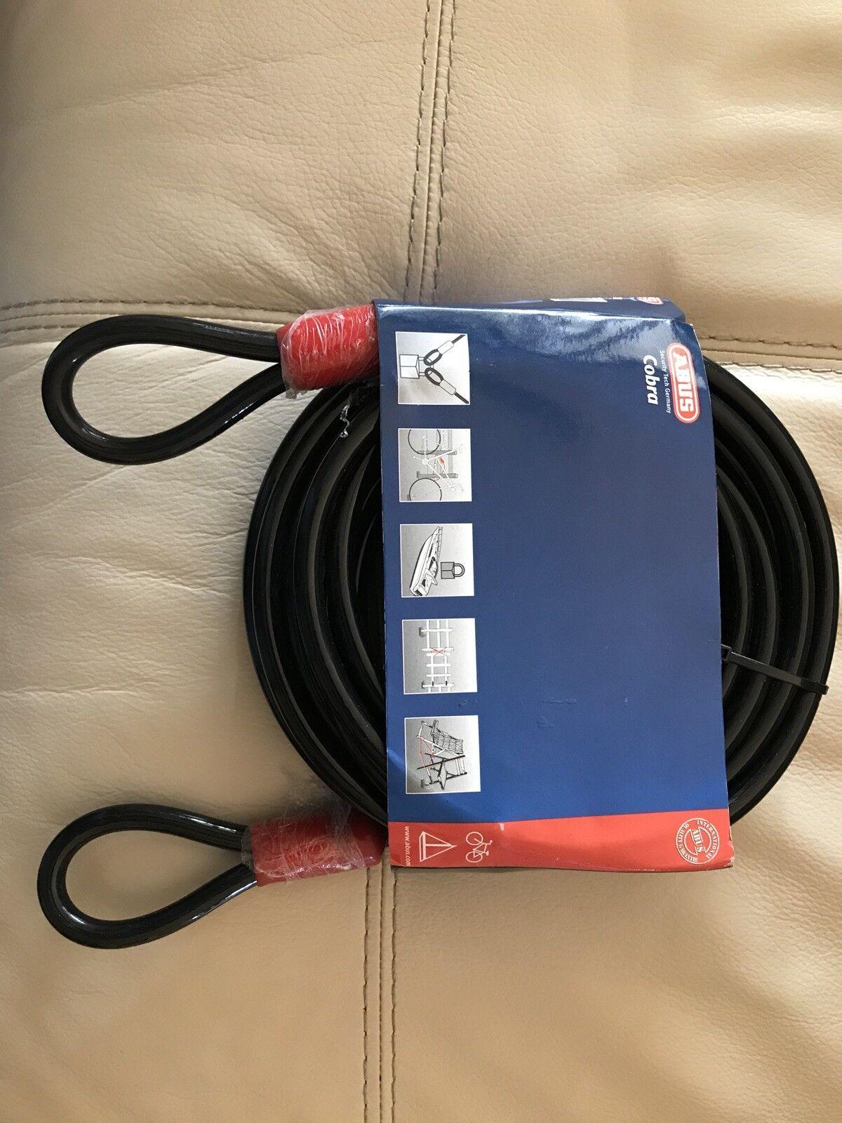 Abus Cobra 10 1000cm Loop Cable