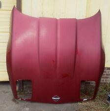 Hood Dark Red Oem 1989 Corvette Pick Up Only Read Description Fits 1995 Corvette