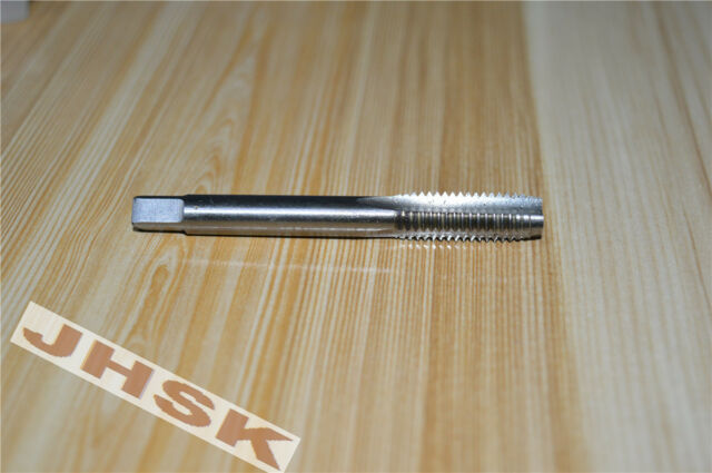 HSS 10mm x 1.25 Metric Tap Right Hand Thread M10 x 1.25mm Pitch