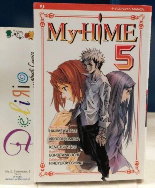MY-HIME N.5  Ed.J-POP  SCONTO 5%