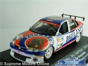 OPEL VECTRA MODEL CAR 1:43 SCALE TOURING CAR ONYX XT064 BURGSTALLER STW 97 K8Q
