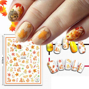 3D-Water-Transfer-Maple-Leaf-Manicure-Nail-Decor-Nail-Art-Nail-Sticker-Chic