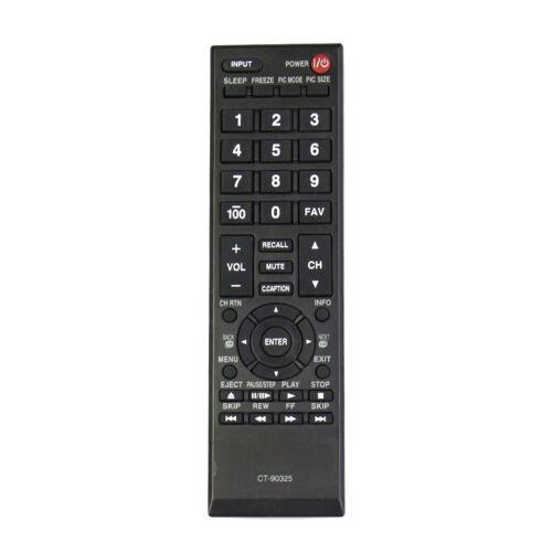 New Remote Control for Toshiba TV 32L2300U 32L1350U 29L1350U 39L1350U 23L1350U