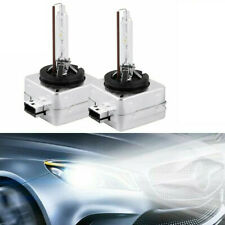 2002-10 Low High Beam Xenon H7 H7 Headlight Bulbs Set 955 For Porsche Cayenne
