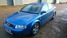 Audi A4 Avant 1,9 TDI SCHLACHTFEST farbe LZ5W ,  schaltgetriebe FEC,Motor AWX