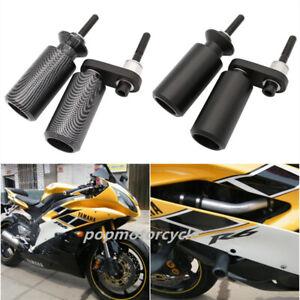 Frame Slider Crash Falling Protector For Yamaha YZF R6 YZFR6 R6S 03-05 06-09