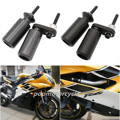 Oyocycle Frame Slider No Cut Protector for 2003-2005 Yamaha YZF-R6 2006-2009 Yamaha YZF-R6S Crash Falling Protection Motorcycle Part