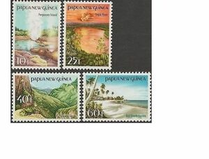 Papua-New-Guinea-1985-SCENES-4-Unhinged-Mint-SG-491-4