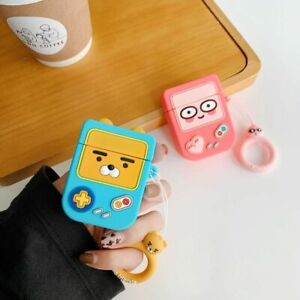 Cute Korea Cartoon Kakao Friends Earphone Bag Cover For Apple