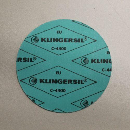 KLINGERSIL C-44001mm88mm Ø Scheibe10 Stück Dichtung KTW DVGW RESTPOSTEN