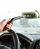 Automobile Inside Windshield Cleaner Tool Cleaning Window Curved Tools