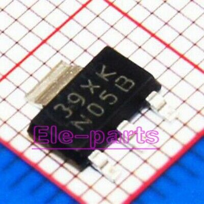 Hot  Sell  10PCS  LM1117T-ADJ  LM1117T ADJ  LM117 TO-220  Voltage regulator chip
