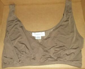 Nwot Motherwear Stretchy Bra Size Small Taupe Colored Ebay