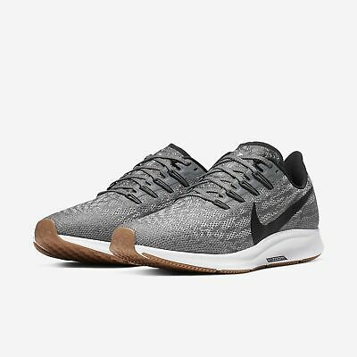cooperar Delincuente Desaparecer  Nike Air Zoom Pegasus 36 Gunsmoke/Oil Grey/White/Gum Mens Running 2019 All  NEW | eBay