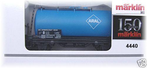 Märklin 4440 oli minerali-Caldaia Carrello Aral #neu in OVP #