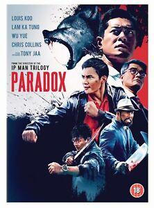 Paradox-DVD