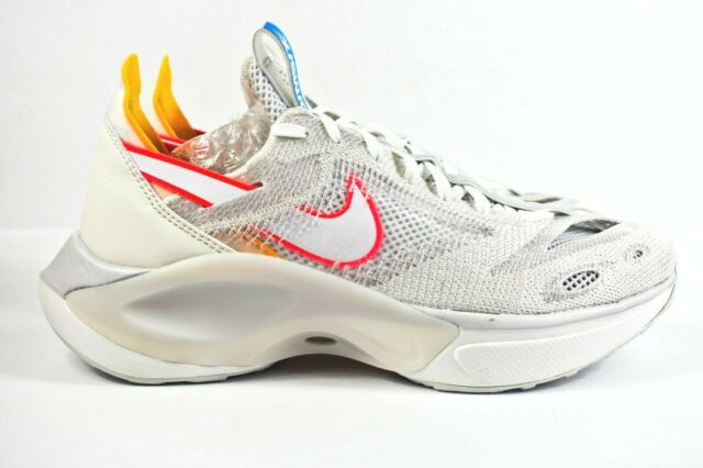 Nike N110 D/ms/x Mens Size 8 Running Shoes At5405 002 White