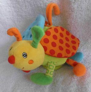 Spielzeug Spieluhr KÄfer C&a Babyclub Baby Club Grün Bunt Tolle Melodie Neu Fabriken Und Minen Baby