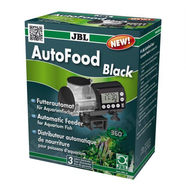 JBL AUTOFOOD Distributeur de nourriture - Noir - AUTOMATIQUE pour poissons