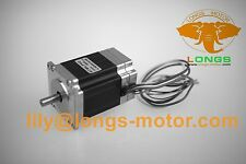 Brushless DC Motor Nema23 125W 24V 3000RPM 57BLF02 3phase with hall sensor CNC