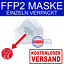 Indexbild 1 - 50 x FFP2 Maske Mundschutz Atemschutz 5 lagig CE 2163 zertifiziert